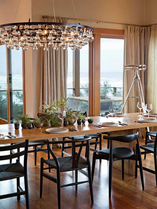 Modern dining room chandelier home design ideas pictures for Dining room lighting contemporary