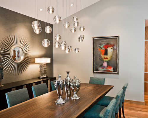 Teal dining chairs ideas pictures remodel and decor for Teal dining room decorating ideas