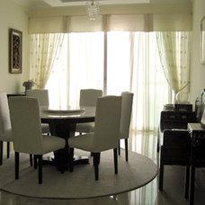 Asian Dining Room by Danovel Pte Ltd