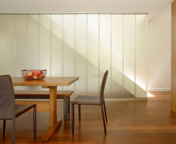 Modern Dining Room by Nick Noyes Architecture