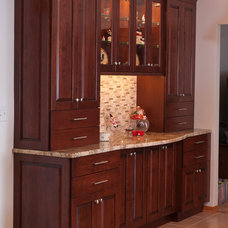 Traditional Dining Room by Philbin Construction & Remodeling