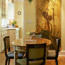 Traditional Dining Room by Stephens Design Group