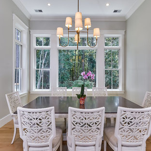 75 Most Popular Beach Style Dining Room Design Ideas For 2019   Stylish  Beach Style Dining Room Remodeling Pictures | Houzz