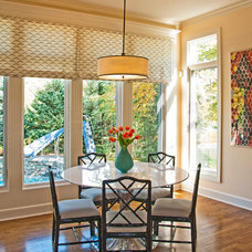 Traditional Dining Room by Coveted Home