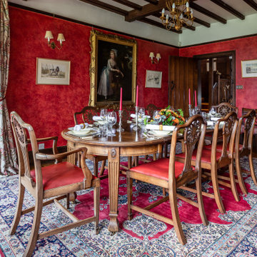 Oxfordshire Country House