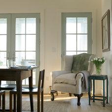 Eclectic Dining Room by Heide Hendricks