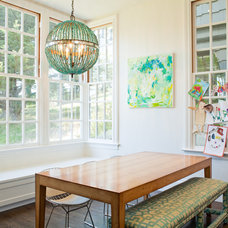 Contemporary Dining Room Pacific Avenue