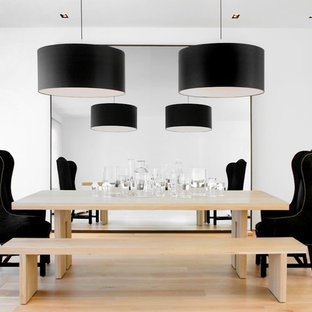 Delightful 75 Most Popular Modern Dining Room Design Ideas For 2018   Stylish Modern  Dining Room Remodeling Pictures | Houzz