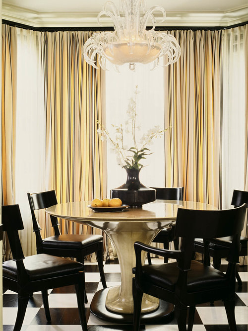 Expansive victorian dining room design ideas renovations for Victorian dining room ideas