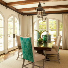 Contemporary Dining Room by Bonesteel Trout Hall
