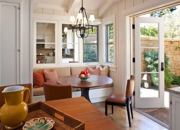 Traditional Dining Room by Neumann Mendro Andrulaitis Architects LLP