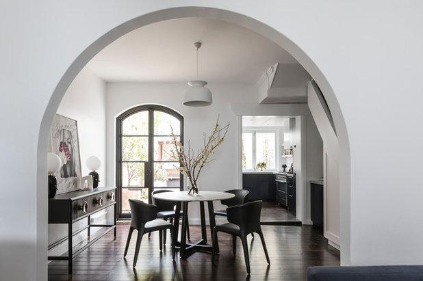 Modern Dining Room by Renotech Building Pty Ltd