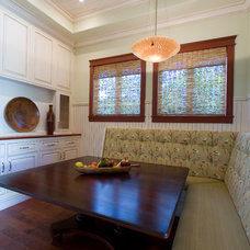 Traditional Kitchen by Authentic Designs & Remodeling Inc.