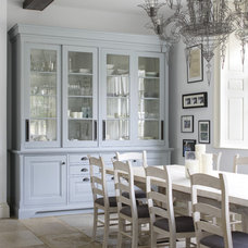 Traditional Dining Room by Artichoke