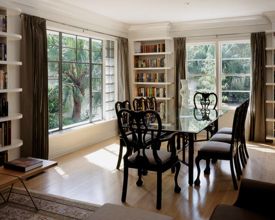 Dining room molding ideas houzz for B q dining room ideas