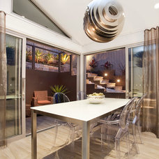Contemporary Dining Room by Design4space