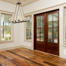 Traditional Dining Room by Shoreline Construction and Development