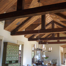 Traditional Dining Room by Gerald D. Cowart, AIA, LEED  AP