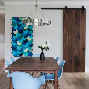 Palo Alto - New Build -  Dining Room