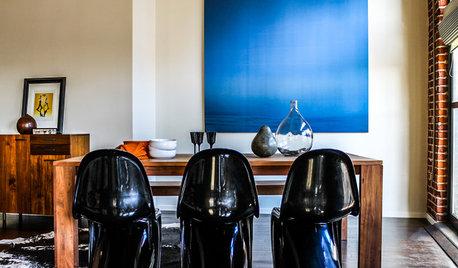 Der kleine Schwarze: 10 Stuhl-Klassiker fürs Esszimmer