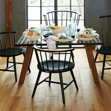 Contemporary Dining Room by Crate&Barrel