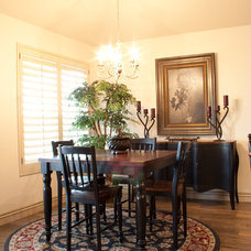 Traditional Dining Room by Boulevard Home Furnishings