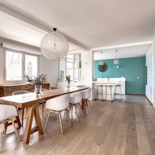 Salle à manger scandinave : Photos et idées déco de salles à manger