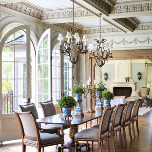 Beau 75 Beautiful Victorian Dining Room Pictures U0026 Ideas | Houzz