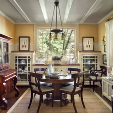 traditional dining room by Francis Dzikowski Photography Inc.