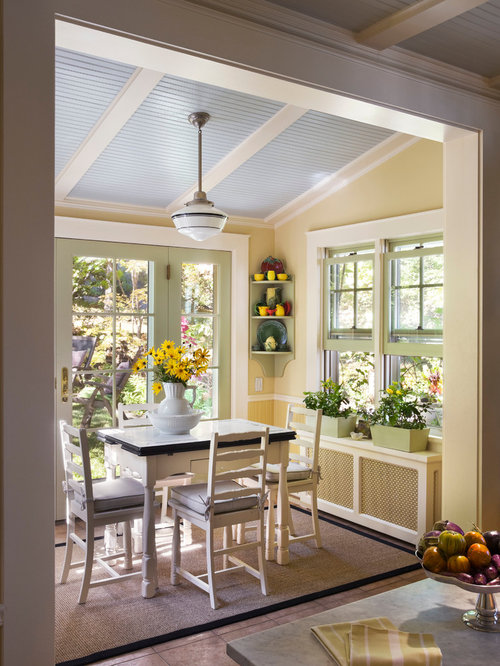 Sunroom Dining Home Design Ideas, Pictures, Remodel and Decor
