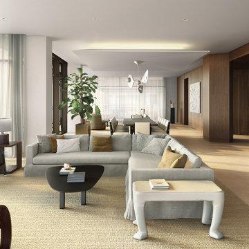 Park Lane Ala Moana Grand Penthouses