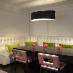 modern dining room by Suite 102
