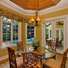Tropical Dining Room by 41 West