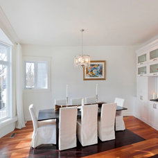 Traditional Dining Room by Environmental Earth