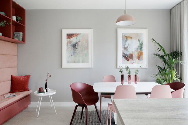Scandinave Salle à Manger by Optimise Home