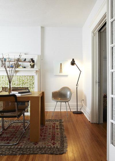Scandinavo Sala da Pranzo by Jenn Hannotte / Hannotte Interiors