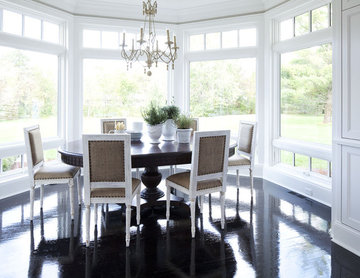 Parkwood Road Residence Dining Room
