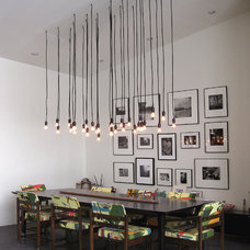 Contemporary Dining Room by Imbue Design