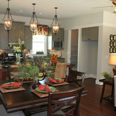 Eclectic Dining Room by Jodie Vicars