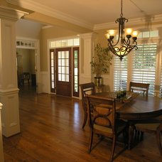 Traditional Dining Room by Constable Builders Inc.