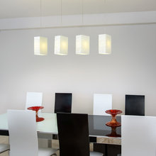 Pendant Lighting to make a Dining Room Statement