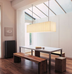 modern dining room by usona