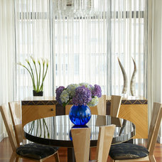 Modern Dining Room by Design Concepts/Interiors, LLC