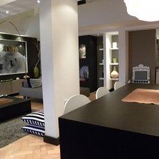 Modern Dining Room by Ugljesa Kekovic