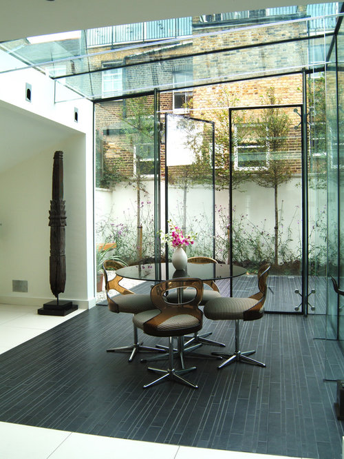 glass box extension home design ideas pictures remodel. Black Bedroom Furniture Sets. Home Design Ideas