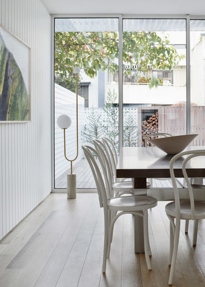 Contemporary Dining Room by NORTHBOURNE Architecture + Design