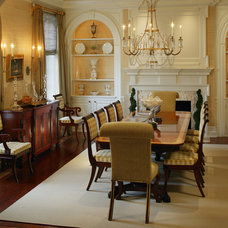 Dining Room by Dewson Construction Company