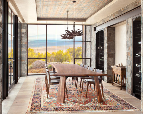 Contemporary Dining Room Design Ideas, Remodels & Photos