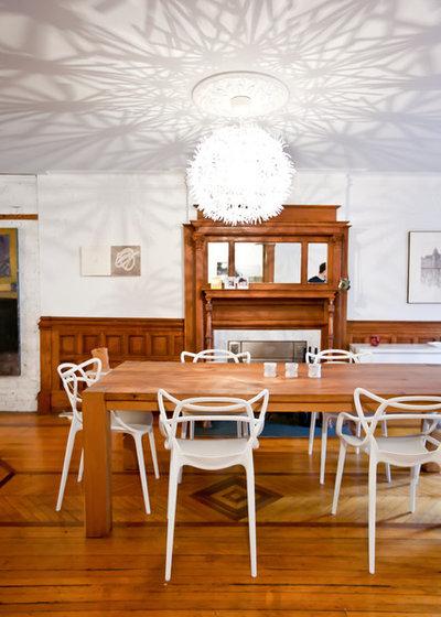 La classifica di houzz delle 15 sedie di design pi famose for Sala da pranzo kartell