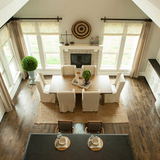 Traditional Dining Room by Shaddock Homes